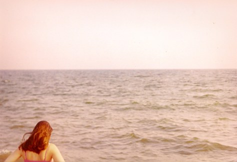 Me and the ocean