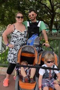yearning for Disney, family, walt disney world