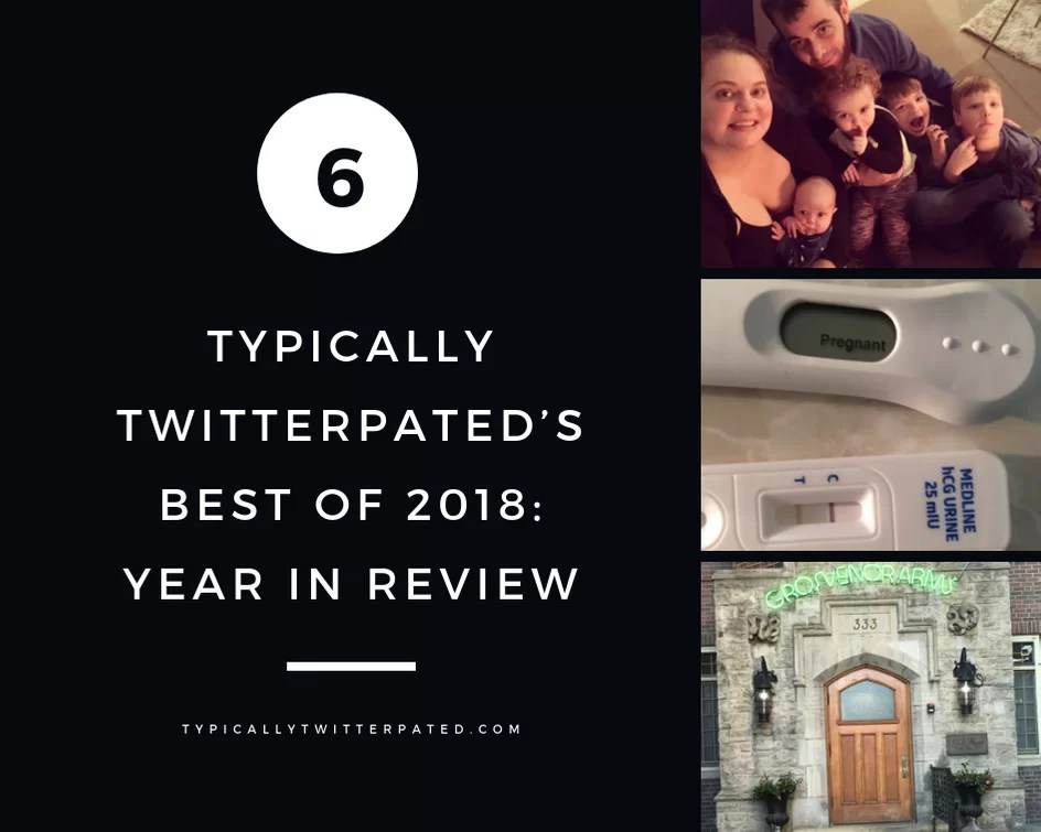 Typically Twitterpated Best of 2018 year in review
