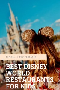 best didney world restaurants for kids with autism