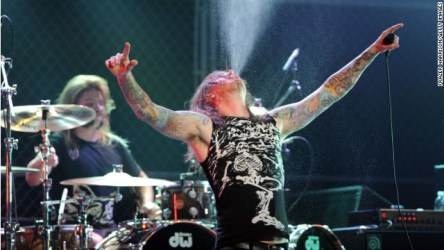 As I Lay Dying founder Tim Lambesis