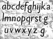 Design of the italic version of the Gill Sans family, developed by Eric Gill in 1928. It is the first italic sans serif with its own independent characteristics