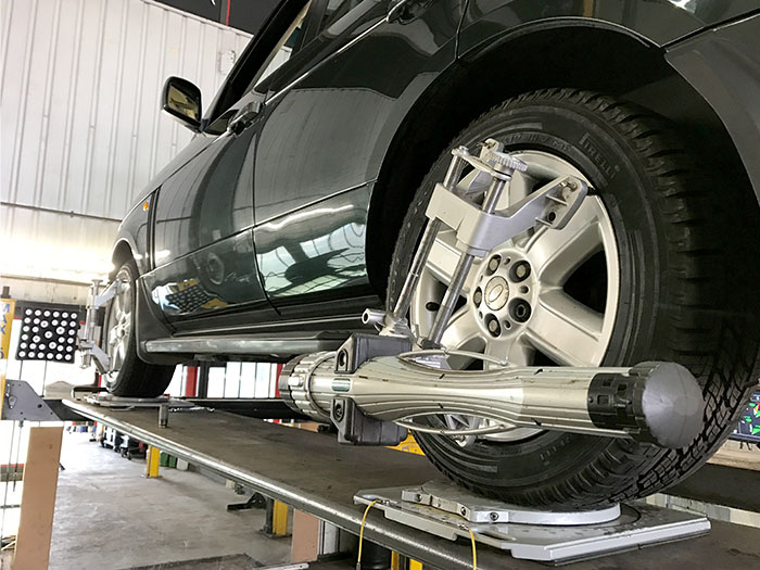 Wheel alignment in Aylesbury