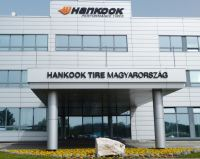 Hankook's plant in Rácalmás, Hungary opened in 2007 and was expanded in 2011 and 2015