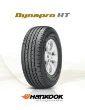 The Frontier will receive the Dynapro HT in sizes P265/70R16T and P265/60R18T