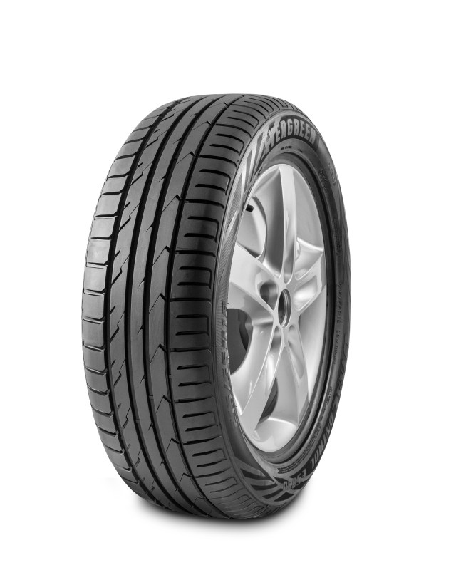 The Evergreen Dyna Control ES880 SUV tyre