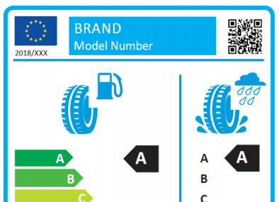 Updated EU tyre label to include snow and ice grip information - Tyrepress
