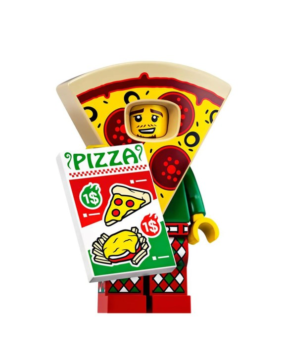 Pizza Costume Guy