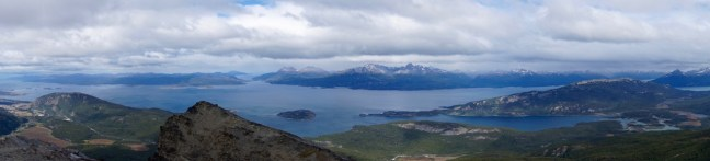 Perfect Patagonian Panoramic Picture