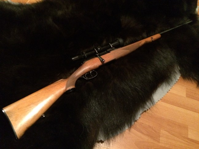 New Rifle