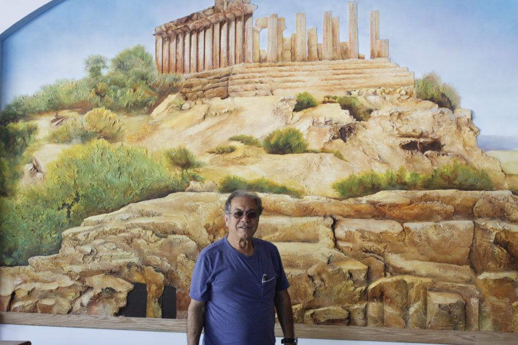 Greek Restaurant Old Town Alexandria