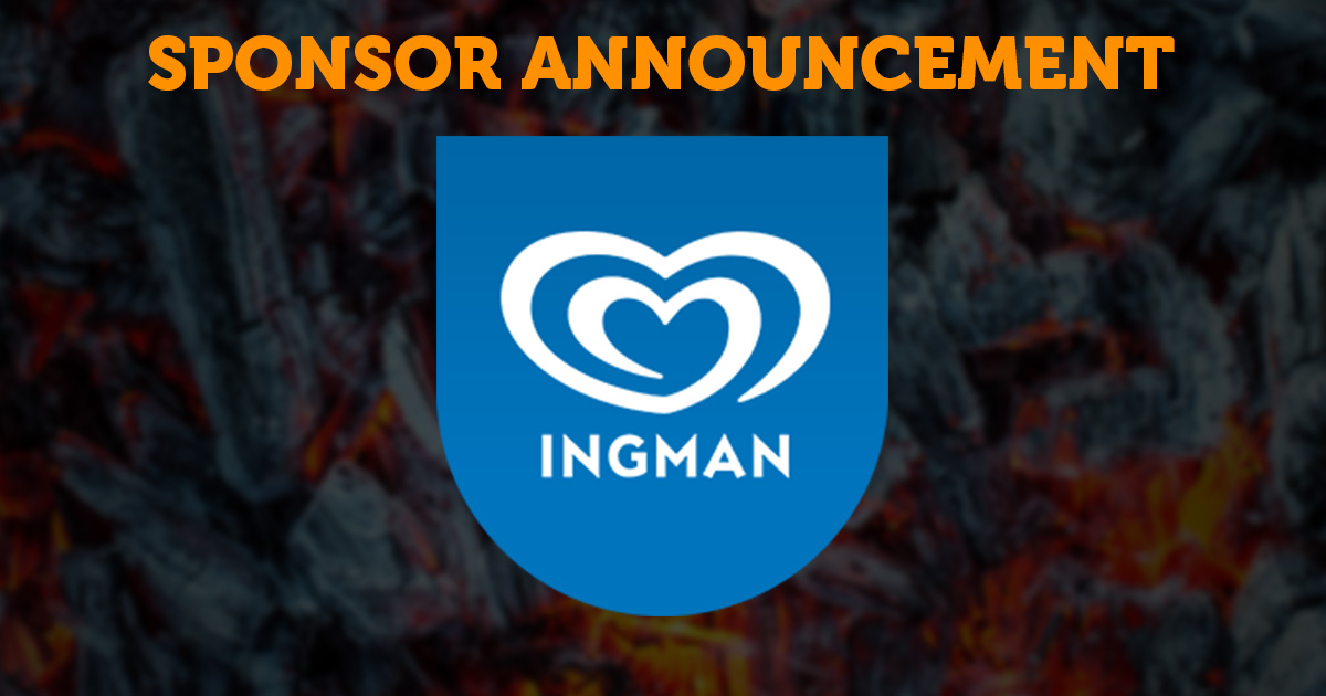 Sponsor Announcement: Ingman Ice Creams