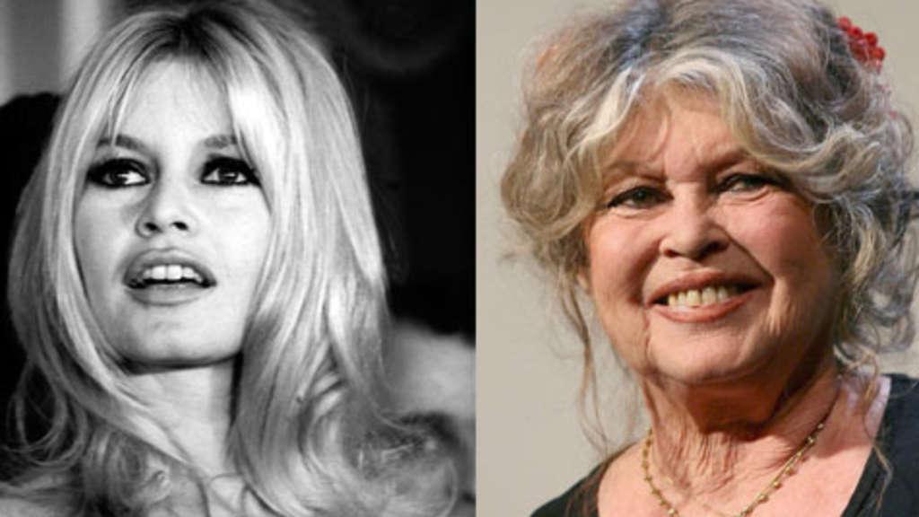 Brigitte Bardot Vom schnsten Schmollmund zur hrtesten