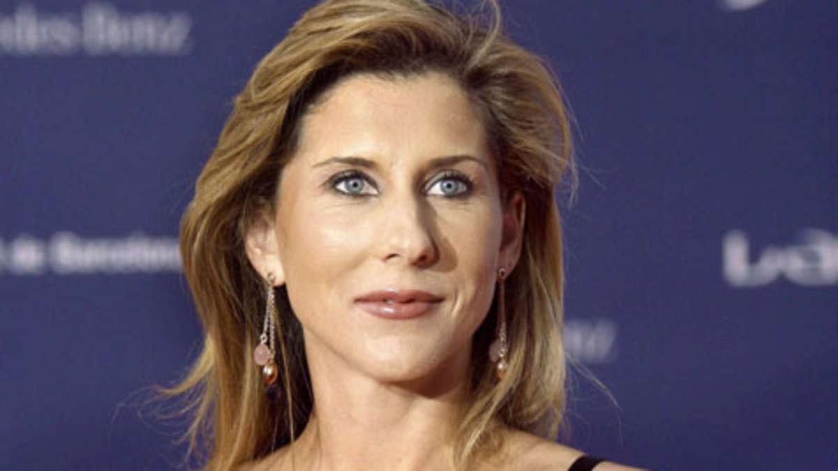 Monica Seles ExTennisprofi litt unter Fressattacken  Stars