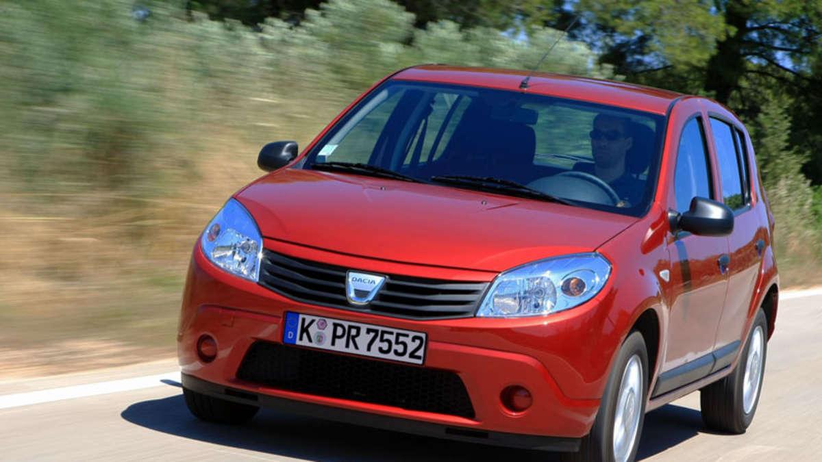 Dacia Sandero Mit Flüssiggas Schon Ab 9.490 Euro   Auto