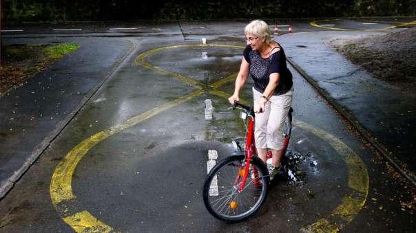 Radfahren für erwachsene Anfänger | Outdoor