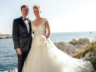 Schauspielerin Veronica Ferres hat geheiratet  Stars