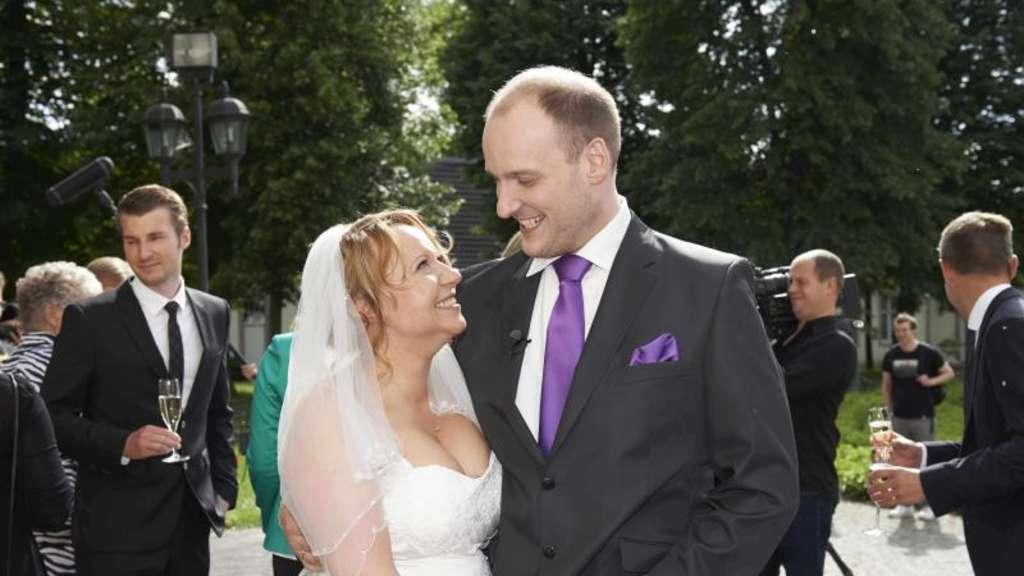 Bea und Tim wagen Hochzeit auf den ersten Blick  TV