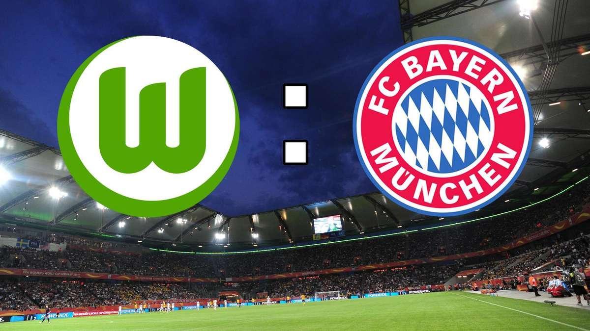 Live Ticker VfL Wolfsburg Gegen FC Bayern Mnchen