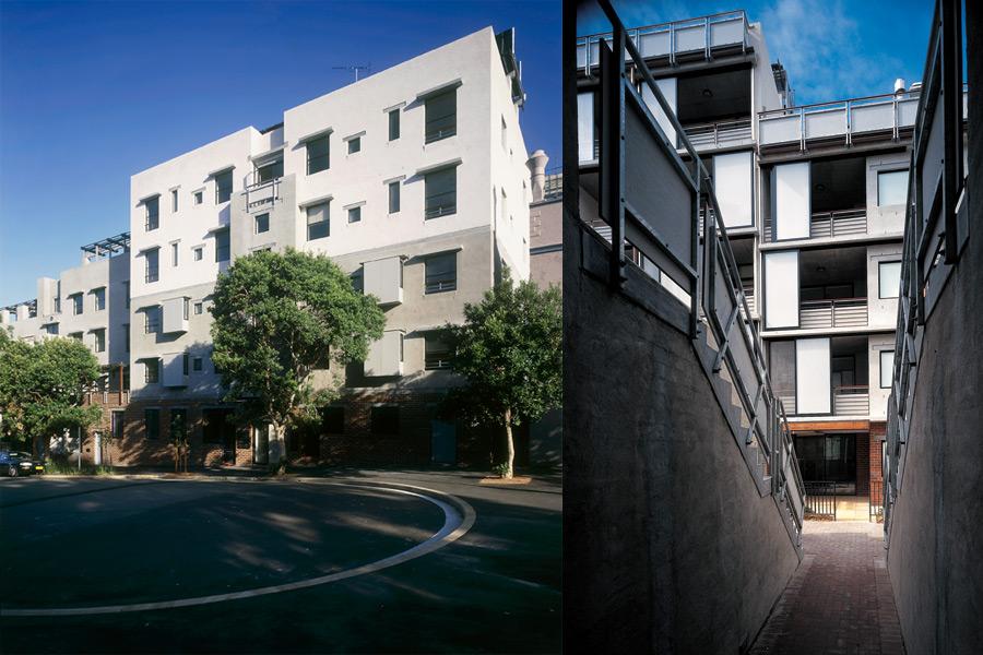 Affordable Housing Tonkin Zulaikha Greer Architects