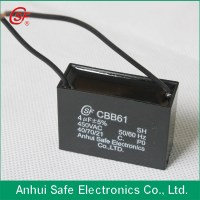 sh capacitor cbb61 for ceiling fan use