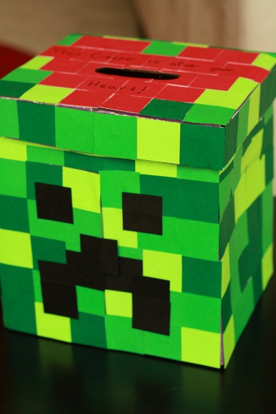 Amazing Valentine Box Ideas U Create