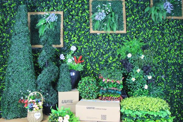 uland fake plants supplier