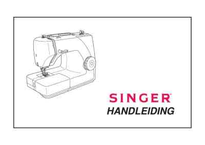 SINGER 1507 Sewing machine download manual for free now