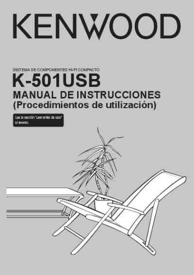 Kenwood Krf-v4550d Manual Instrucciones Al