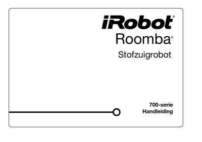 IROBOT ROOMBA 770 Vacuum cleaner download manual for free