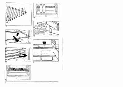 AEG S2355I Fridge/ Refrigerator download manual for free