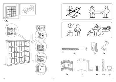 IKEA EXPEDIT Furniture download manual for free now