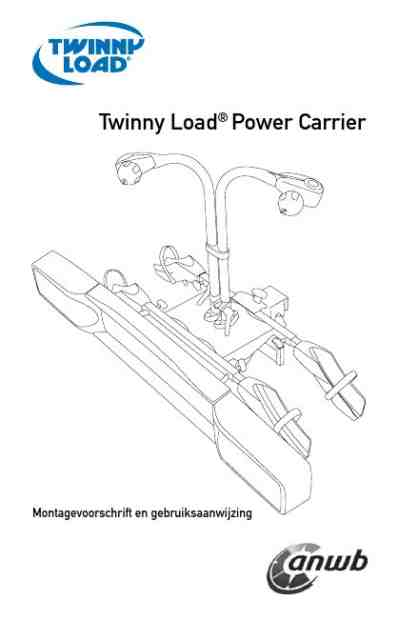 TWINNY LOAD POWER CARRIER 2010 Car accessories download