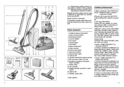 BOSCH BSG61832 Vacuum cleaner download manual for free now