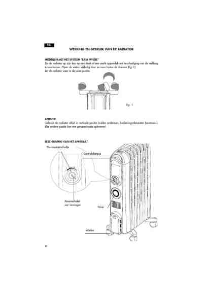 DELONGHI V550920T Heater download manual for free now
