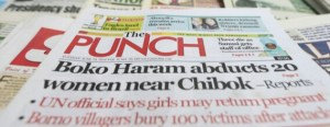 Top Nigerian Newspapers Headlines For Today, Tuesday, 7th May, 2019