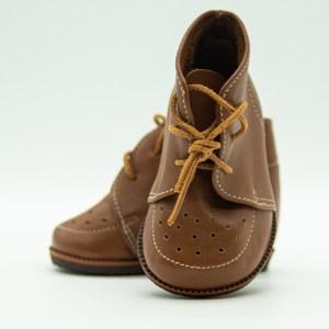 Dětské kotníčkové boty – Retro