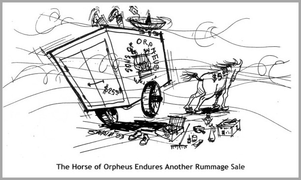 The Voice of Orpheus