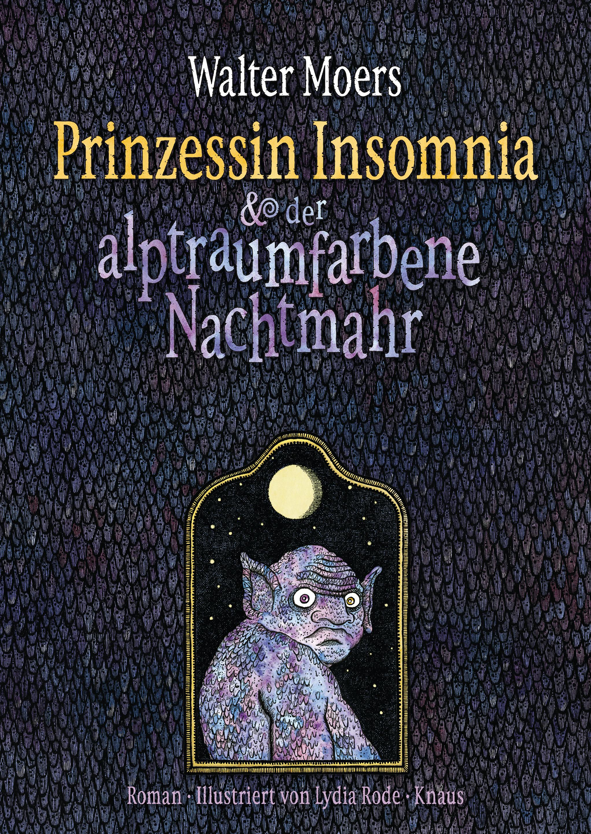 Prinzessin Insomnia und der alptraumfarbene Nachtmahr