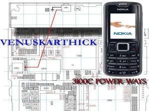 Nokia 3110 OnOff switch problem ways solution Dead