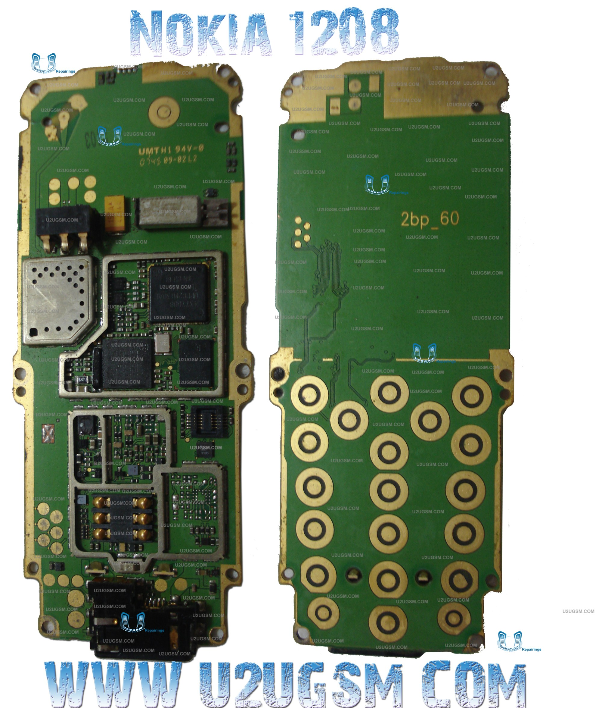 hight resolution of nokia 1208 1209 full pcb diagram mother board mobile repairing download high resolution diagram of nokia