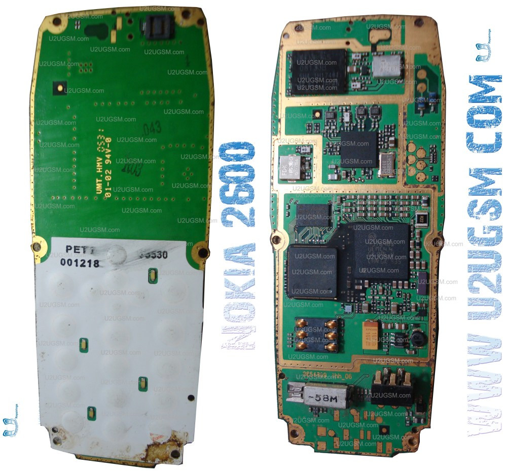 medium resolution of nokia 2600 full pcb diagram mother board layout circuit diagram nokia 1100