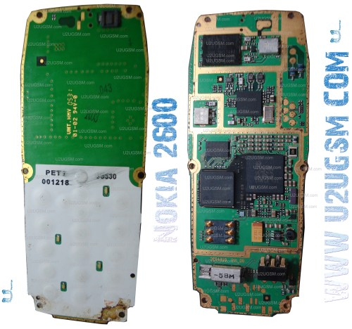 small resolution of nokia 2600 full pcb diagram mother board layout circuit diagram nokia 1100