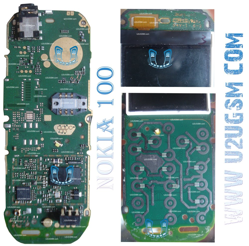 medium resolution of nokia 100 full pcb diagram mother board layout circuit diagram symbols nokia 114 pcb circuit diagram