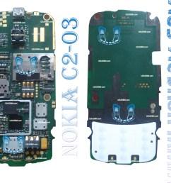 nokia c2 03 full pcb diagram mother board layout rh u2ugsm com nokia dual sim nokia [ 2738 x 2300 Pixel ]