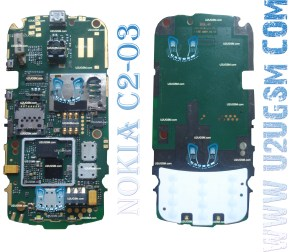 All About Mobiles: Nokia C206 Full PCB Diagram Mother