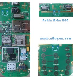 nokia 114 pcb circuit diagram wiring diagram weeknokia asha 202 full pcb diagram mother board layout [ 3056 x 3048 Pixel ]