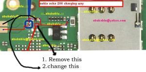 nokia 206 not charging problem solution ways