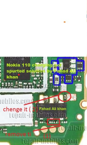 Nokia 110 Charging Not Supported Problem