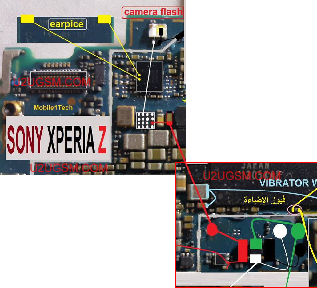 hight resolution of schematic diagram xperium z